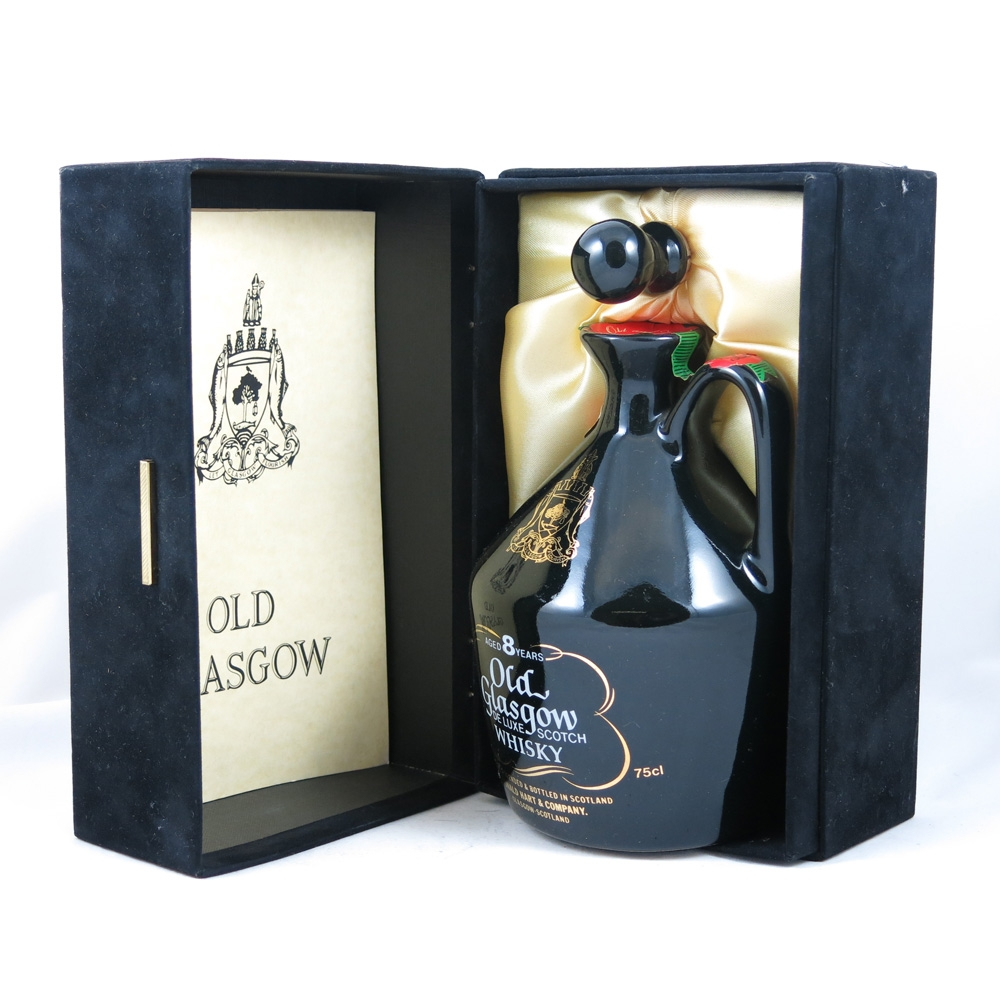 Old Glasgow 8 Year Old 75cl box