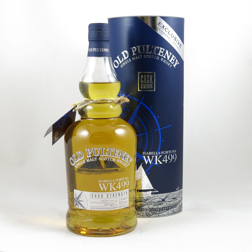 Old Pulteney WK 499 Isabella Fortuna front