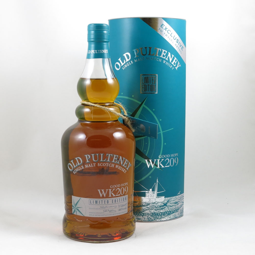Old Pulteney WK 209 Good Hope front