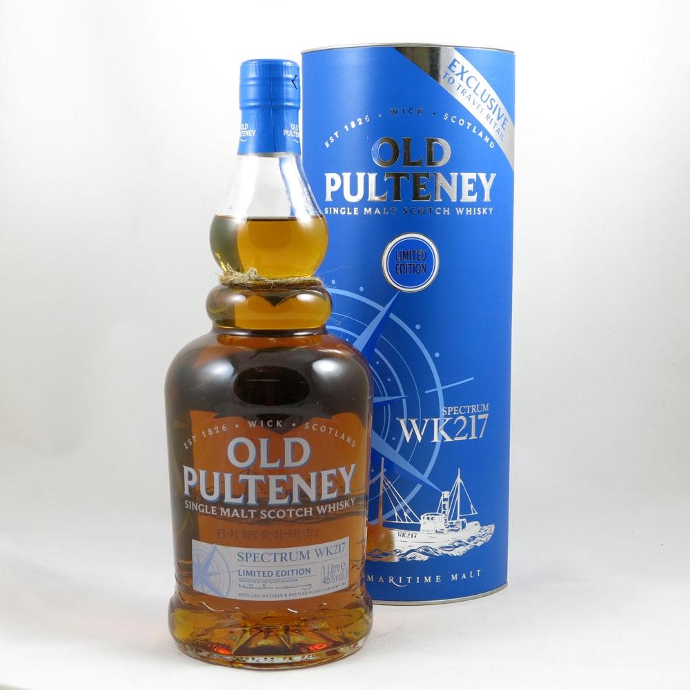 Old Pulteney WK 217 Spectrum front