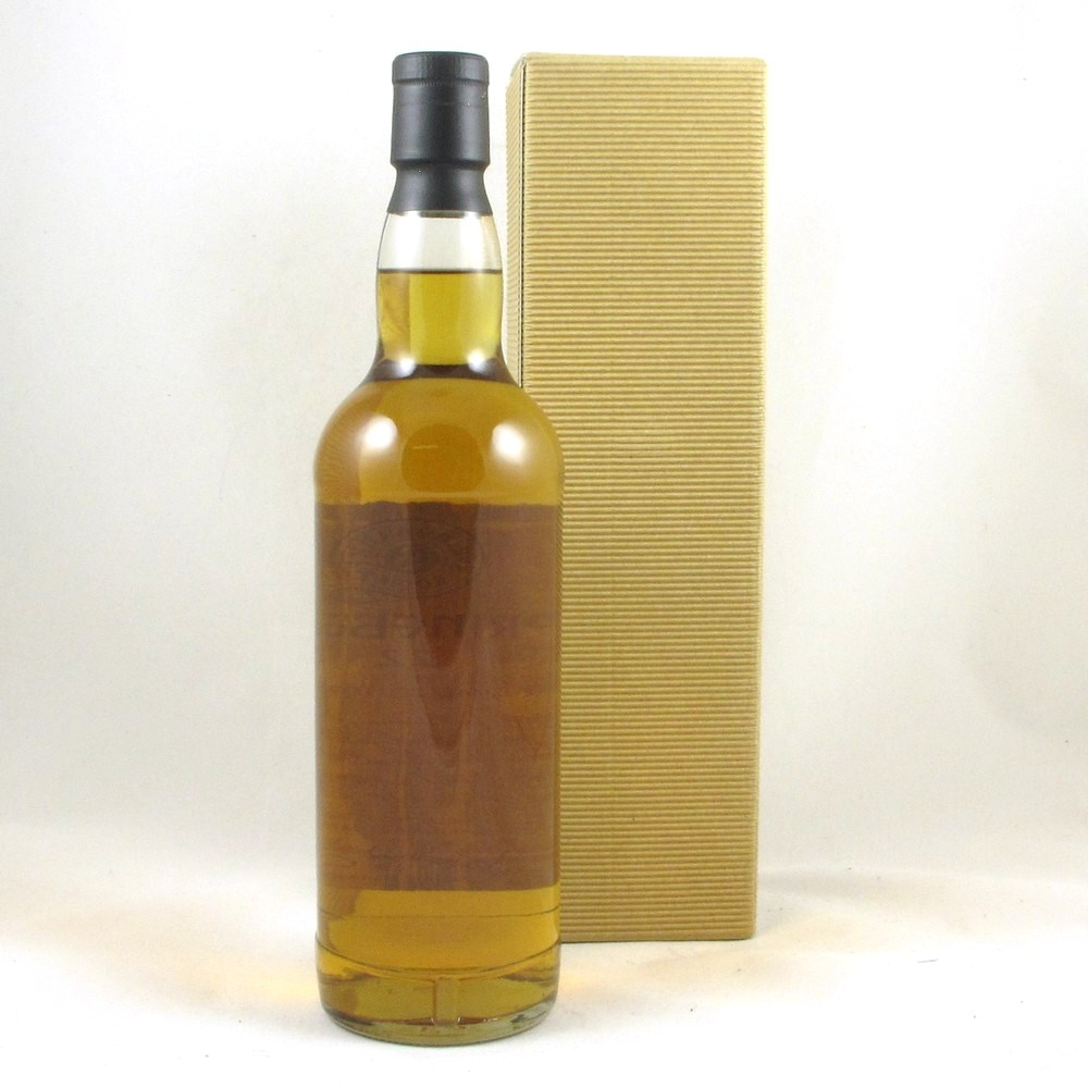 Springbank 22 Year Old Bourbon Hogshead Back