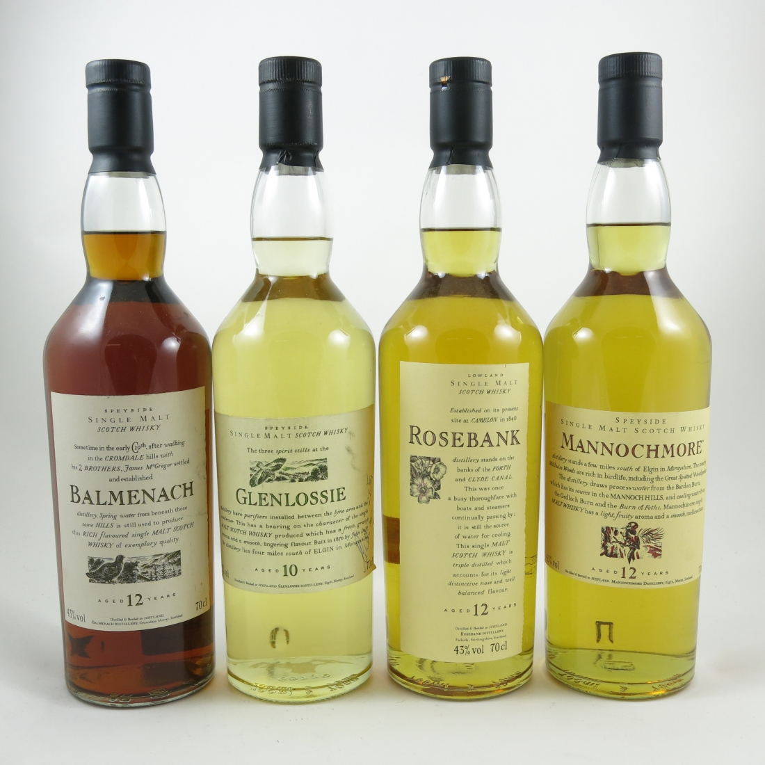 Flora and Fauna Complete Collection - 26 Bottles 6