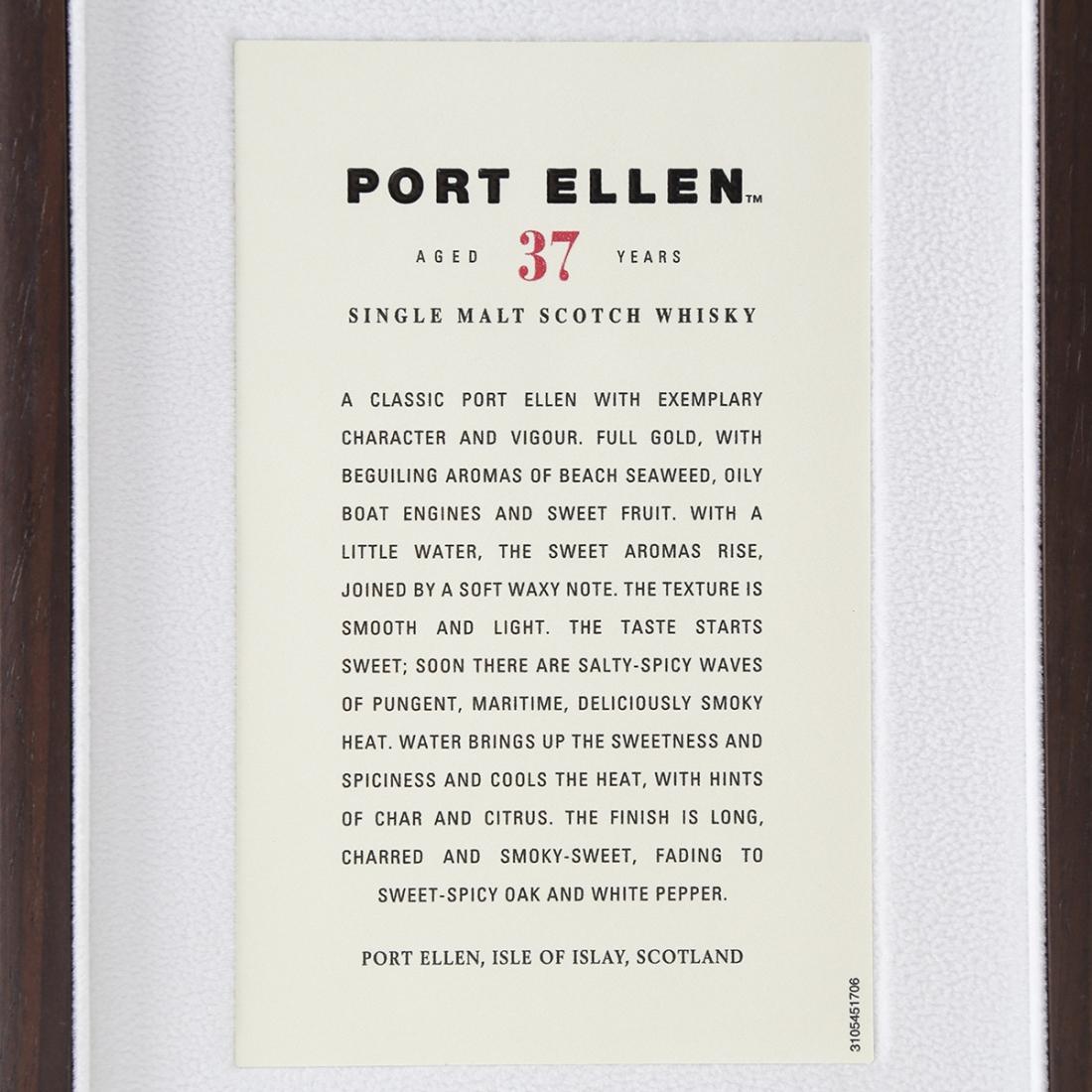 Port Ellen 1981 Casks of Distinction 37 Year Old #1297 / Bottle No.5
