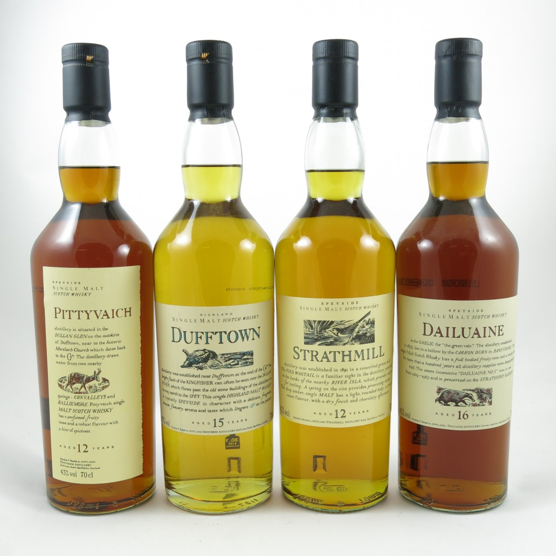Flora and Fauna Complete Collection - 26 Bottles 8